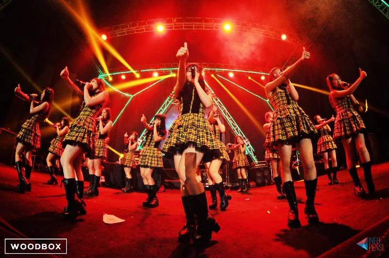 JKT48 di Freedom 48 2015