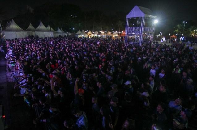 Dampak Pandemi Covid pada Penikmat Konser Musik
