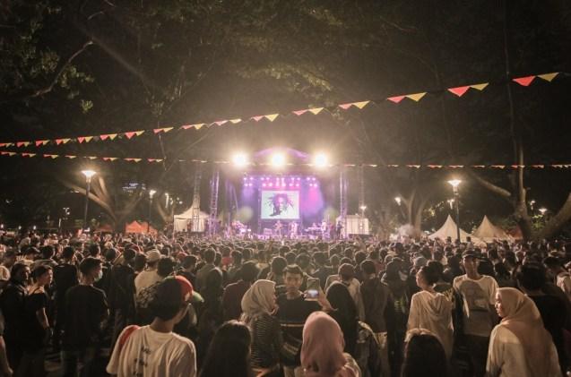 SMALEFEST Pensi Mandiri Dari Timur Jakarta