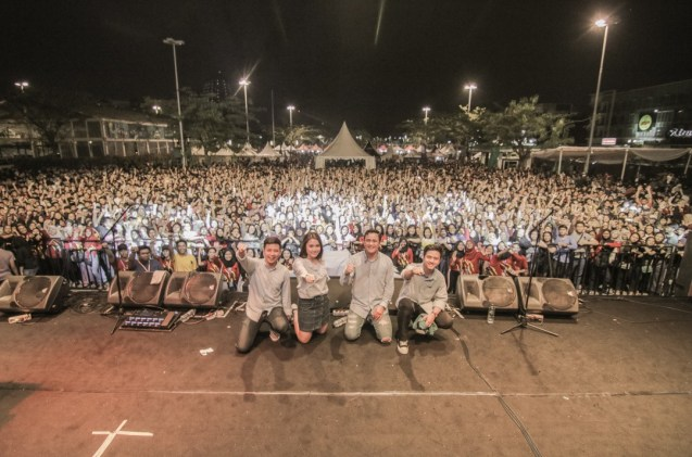 SMANITRA Pensi Terbaik di Kota Tangerang