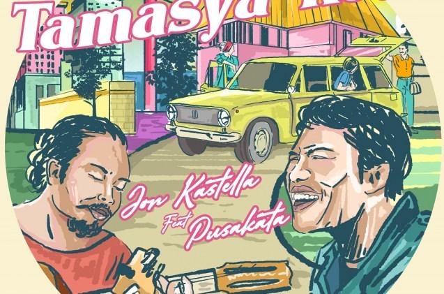 Tamasya Kota, Single Kolaborasi Jon Kastella dan Pusakata