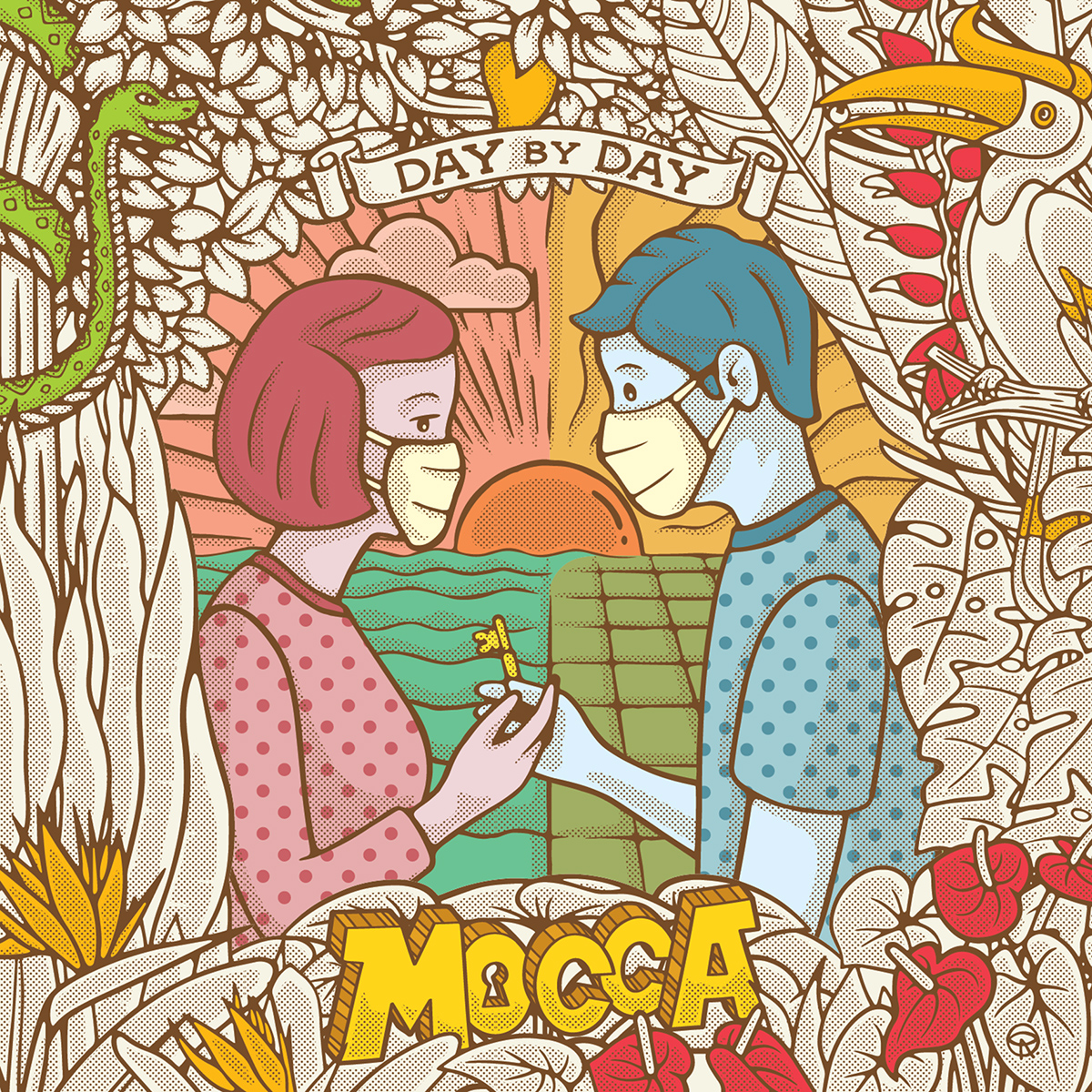 MOCCA – Day By Day